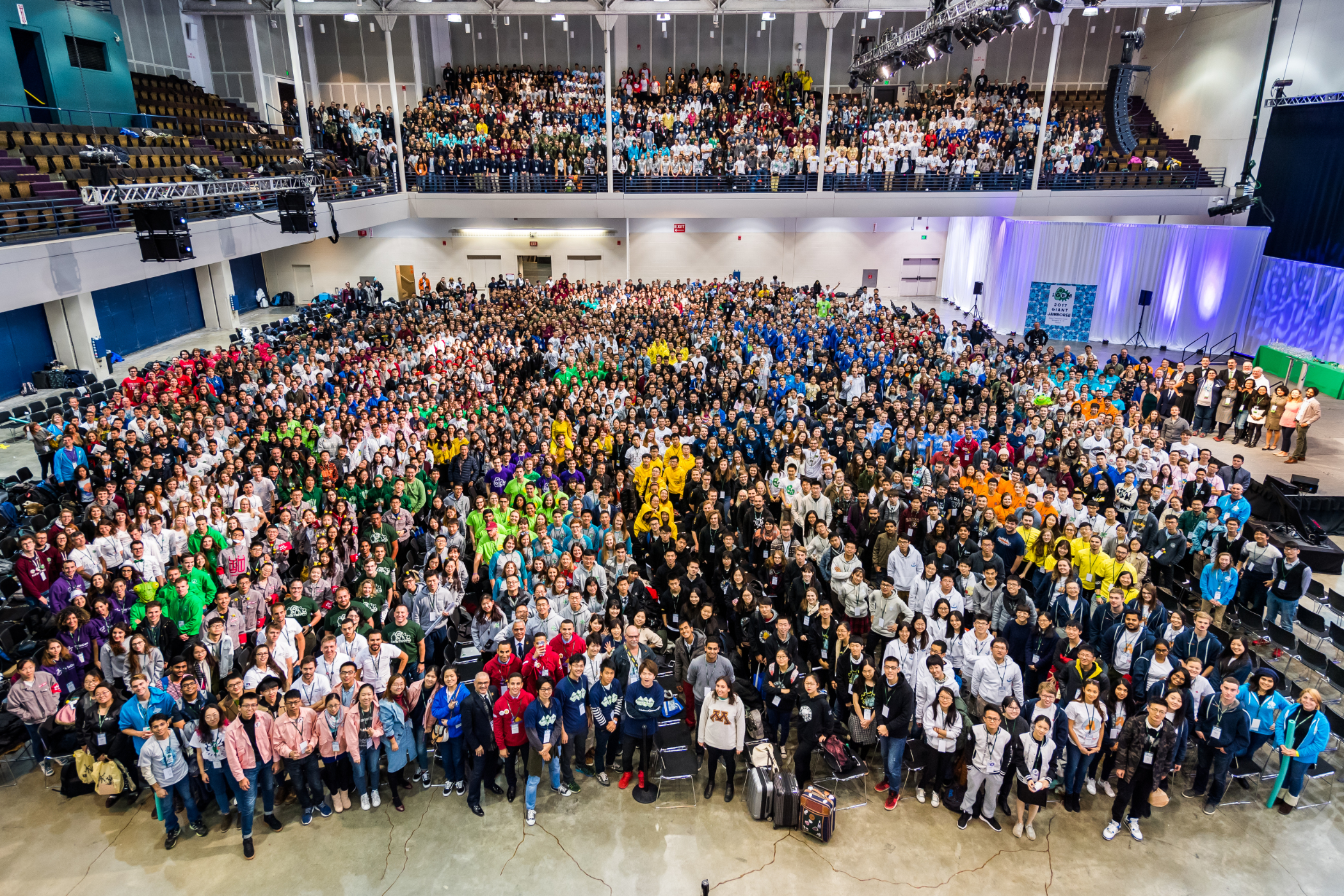 iGEM From Above 2017